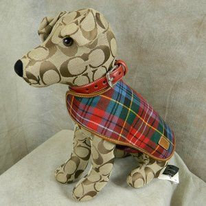 COACH Vintage Signature 'Toy Dog' Collectible!